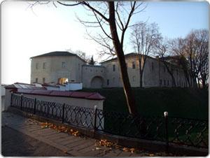 Stary zamek w Grodnie, siedziba Państwowego Muzeum Historyczno-Archeologicznego, fot.: history.grodno.museum.by
