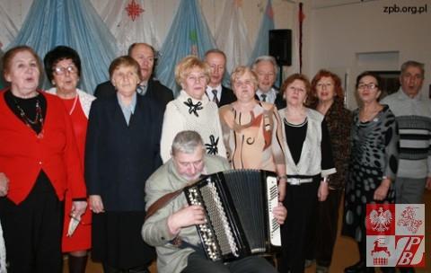 Wspólne śpiewanie kolęd