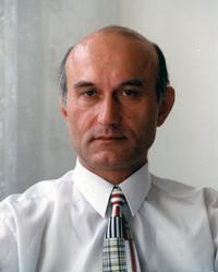 Lider Konserwatywno-Chrześcijańskiej Partii BNF Zenon Paźniak, fot,: pazniak.info