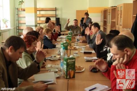 Posiedzenie Rady z dnia 30 września było ostatnim w tej kadencji