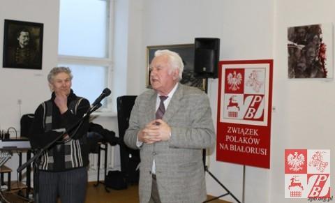Witold Iwanowski opowiada o bohaterach, walczących o wolność Ojczyzny