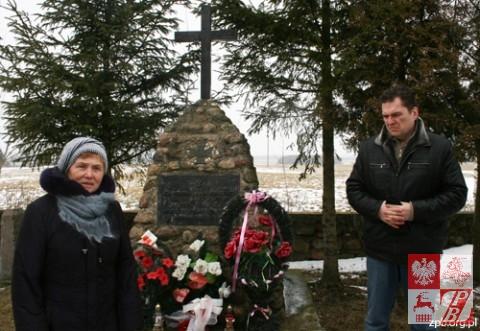 Weronika Sebastianowicz, prezes Stowarzyszenia Żołnierzy AK oraz prezes Rady Naczelnej ZPB Andrzej Poczobut opowiedzieli o wydarzeniach sprzed 68 lat