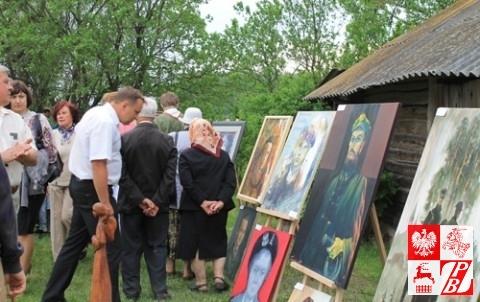 Wystawa poświęcona żołnierzom AK