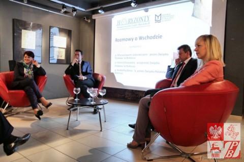 Spotkanie ze społecznością miasta Opola