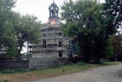 Kościół pw. Przenajświętszej Trójcy w Wołczynie, fot. wspolnotapolska.org.pl