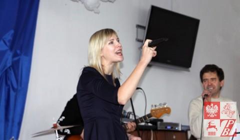 Śpiewa Maryna Szusta