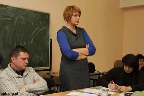 Anżelika Orechwo nakreśla plan działalności ZPB na najbliższe miesiące