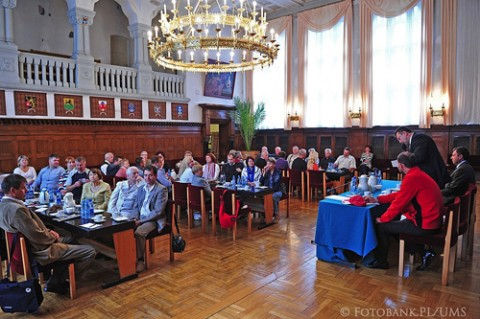 Posiedzenie Rady Naczelnej ZPB w Sopocie