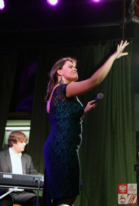 Ewelina Saszenko stworzyła atmosferę romantycznego Paryża