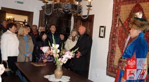 W domu rodzinnym Adama Mickiewicza