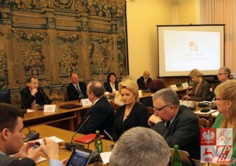 Panel poświęcony historii ruchu polskiego na Białorusi