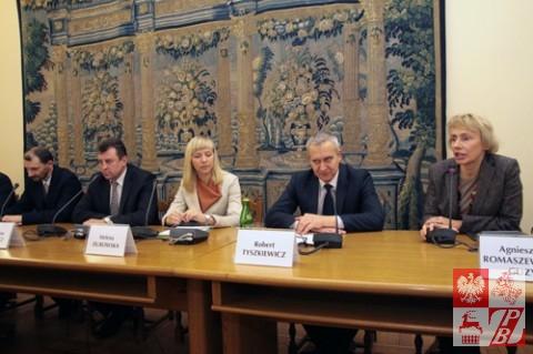 Panel, dotyczący teraźniejszości i przyszłości ZPB