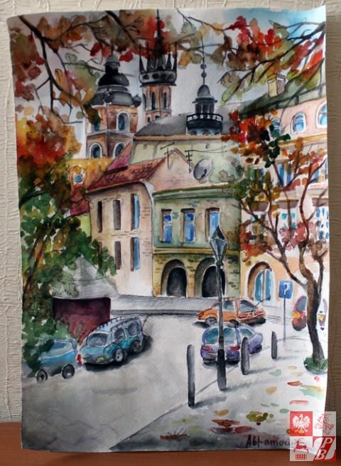 Praca Tatiany Abramowicz