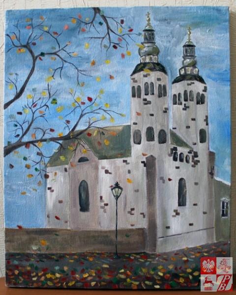Praca Anastazji Ridziewskiej