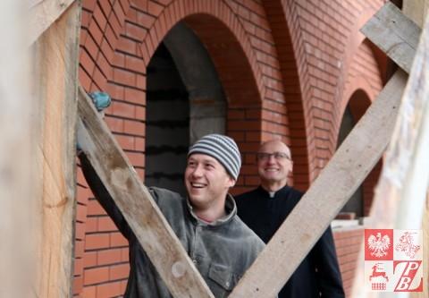 Robotnicy zgodzili się wznieść świątynię na Augustówku nieodpłatnie