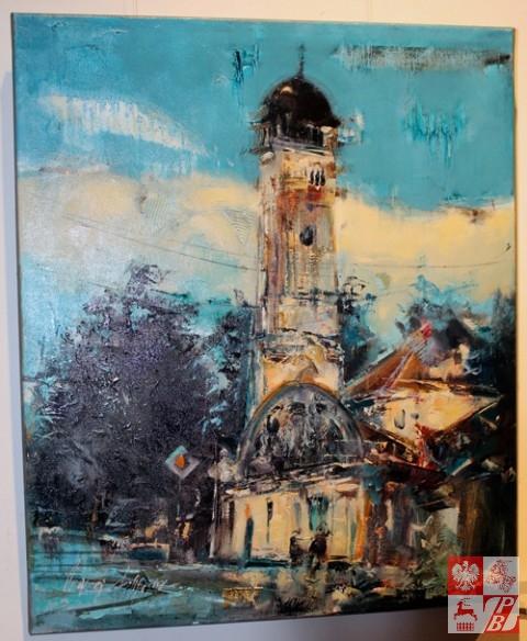 Grodzieńska wieża strażacka