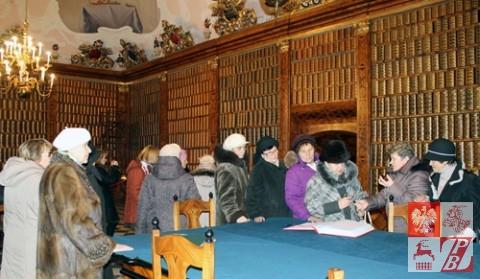W Bibliotece Jasnogórskiej