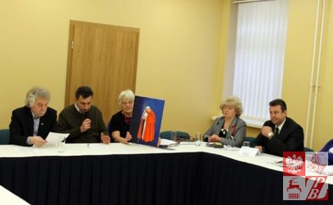 Posiedzenie Rady Prezesów EUWP