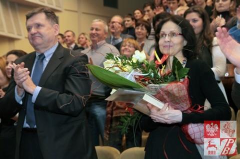 Małgorzata Niemen, żona Czesława Niemena