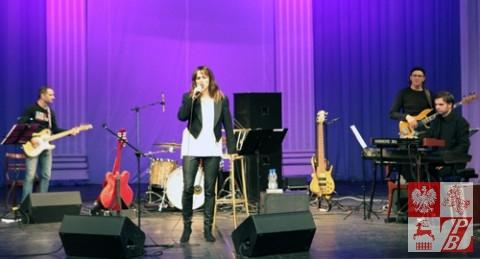 Natalia Niemen i jej zespół