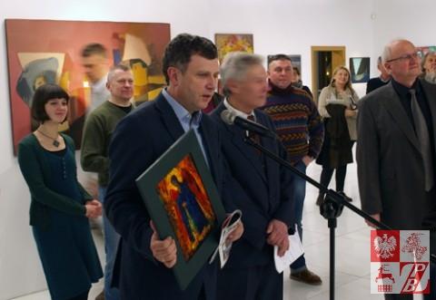 Przemawia prezydent miasta Sopotu Jacek Karnowski