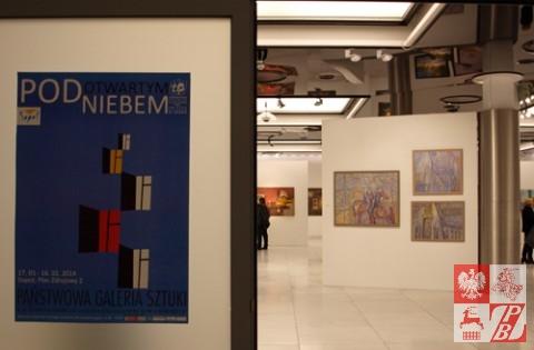 Afisz wystawy