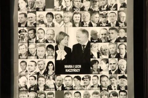 Ofiary katastrofy prezydenckiego TU-154, fot.:pppi.pl
