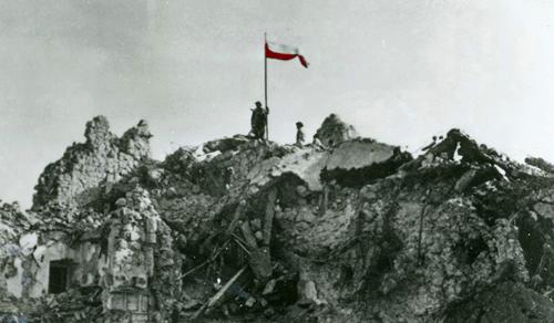 Przechodniu Powiedz Polsce żeśmy Polegli Wierni W Jej