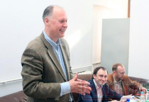 Konsul generalny RP w Grodnie Andrzej Chodkiewicz, fot.: racyja.com
