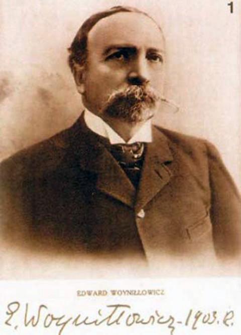 Edward Woyniłłowicz, fot.: Wikipedia.org