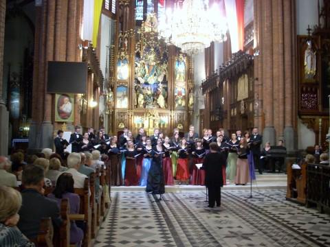 Polski Chór Pokoju - 2011 rok, fot.: wspolnotapolska.org.pl