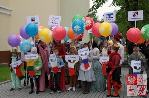 Reprezentanci teatrów-uczestników festiwalu