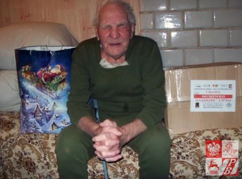 Żyjący na Białorusi żołnierze AK to najczęściej schorowani, przykuci do łóżek, ludzie