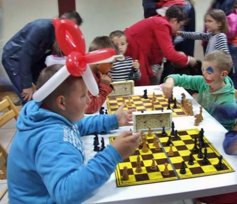 Turniej przebiegał w miłej i sportowej atmosferze
