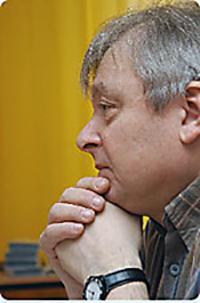 Twórca i dyrektor festiwalu Jury Gorulou