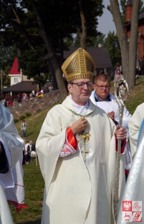 Nunciusz apospolski, arcybiskup Claudio Gugerotti