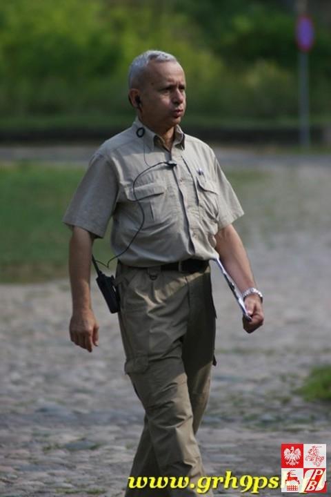 Janusz Petelski, współscenarzysta filmu