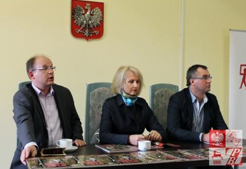 Tomasz Bohun, Albina Siemianczuk i Andrej Januszkiewicz