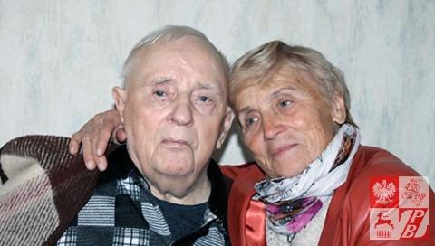 Kazimierz Tumiński i Weronika Sebastianowicz