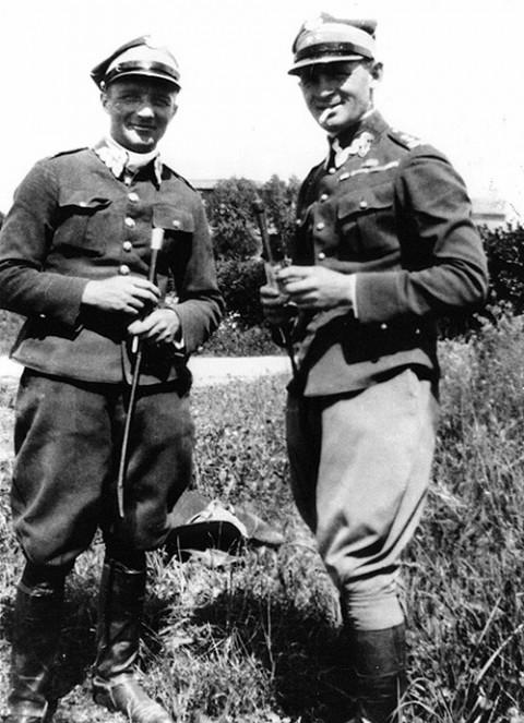 mjr Henryk Dobrzanski