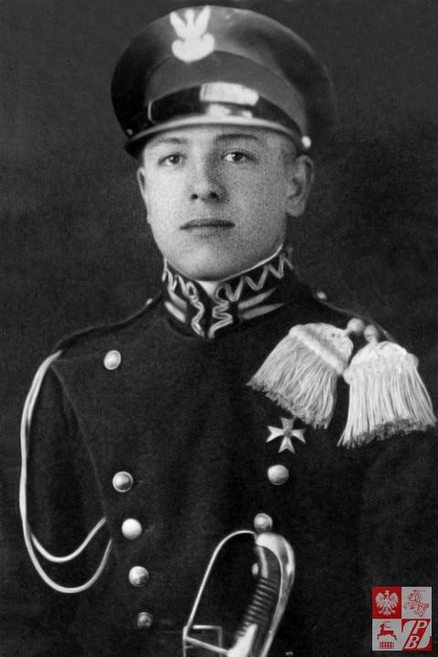 Franciszek Bubnowicz w 1933 roku