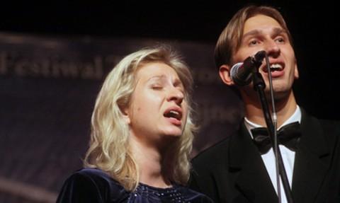 Śpiewa Helena Abramowicz