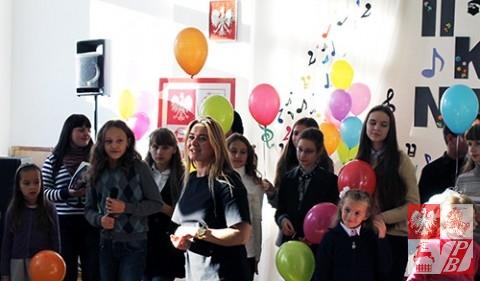 """Weronika Szarejko ogłasza zakończenie drugiej edycji """"Kolorowych Nutek"""""""