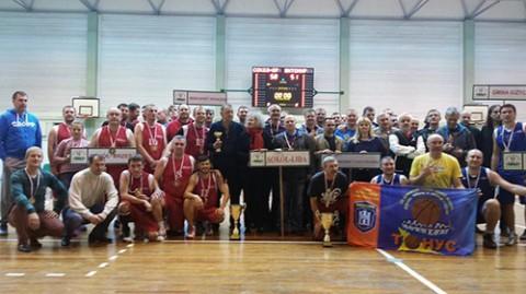 Zdjęcie pamiątkowe uczestników turnieju, fot.: KGRP w Brześciu