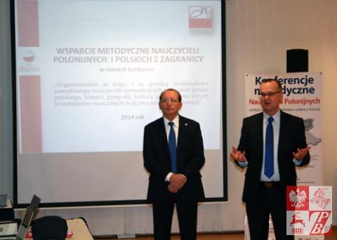 Konferencja metodyczna w Wilnie 05