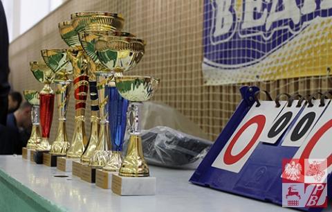 Trofea turnieju