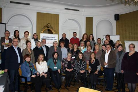 Zdjęcie pamiątkowe uczestników konferencji w Pułtusku, fot.: facebook. com