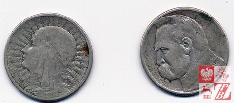 Monety przedwojenne, przechowywane przez Michała Siagło przez całe życie jako cenne relikwie