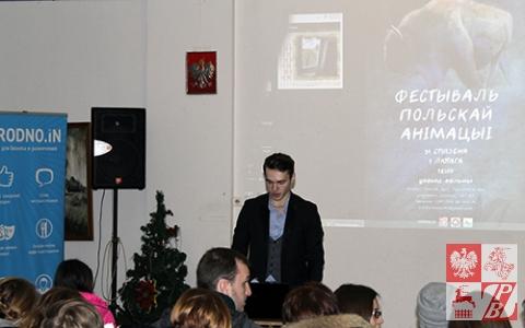 Edward Kurczewski otwiera przegląd konkursowy w Grodnie