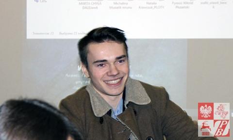 Edward Kurczewski - pomysłodawca i organizator Festiwalu Polskiej Animacji w Mińsku i Grodnie